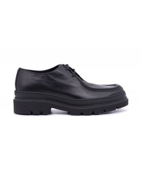 MEN'S SHOES LEATHER WITH RUBBER SOLE-NRO
